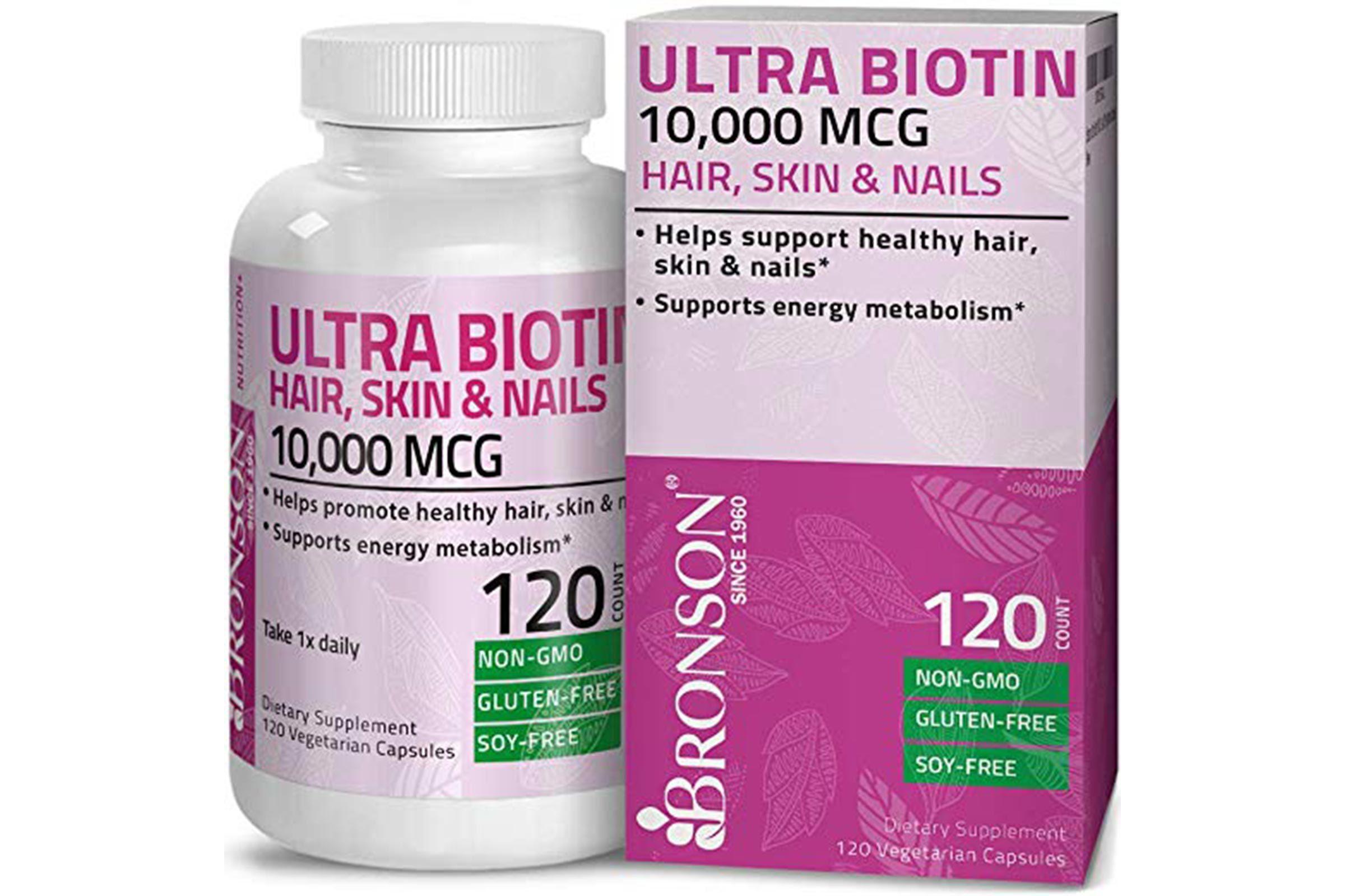 biotin supplements