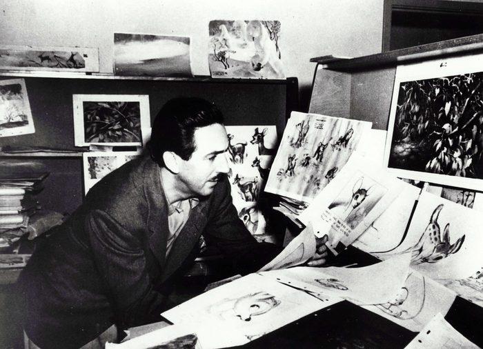 Disney Studios - Prod Shots Etc - 1942