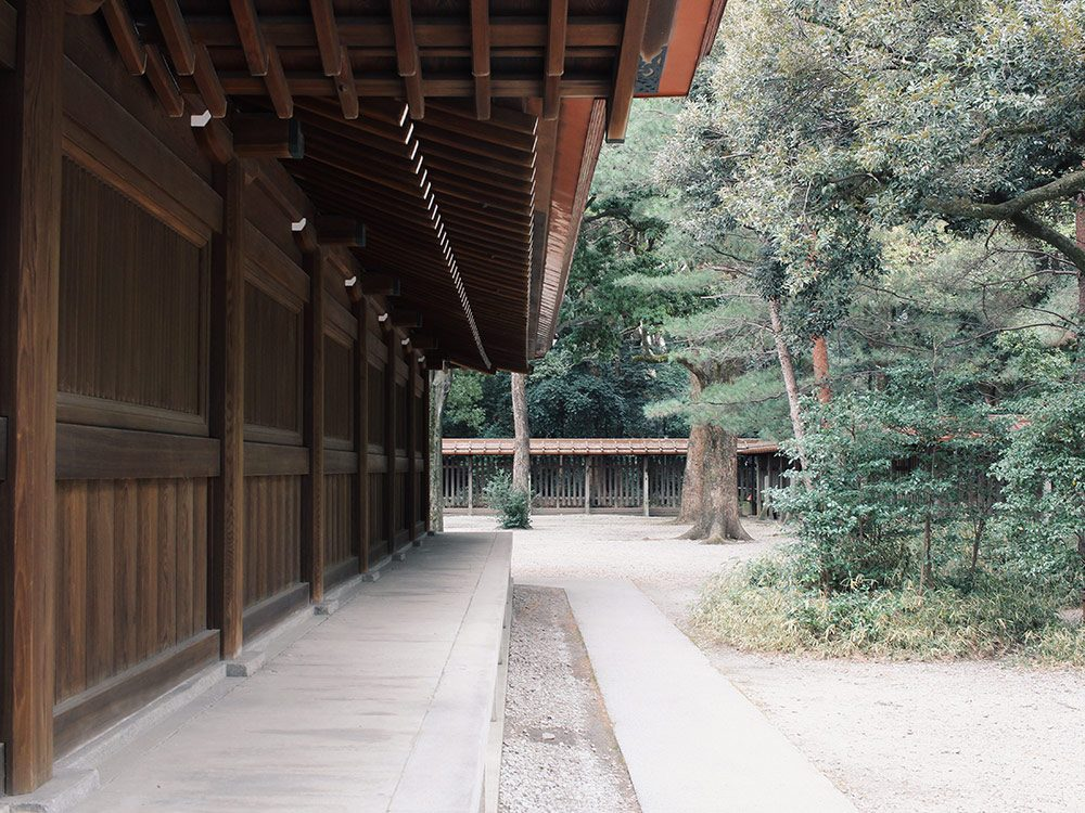 Japan photos: Meiji Shrine, Central Tokyo