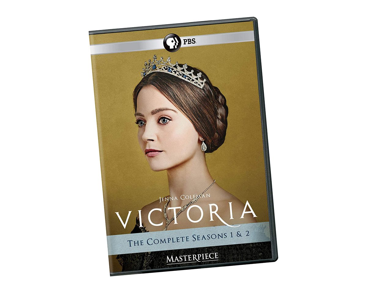 Jenna Louise Coleman as Victoria on PBS