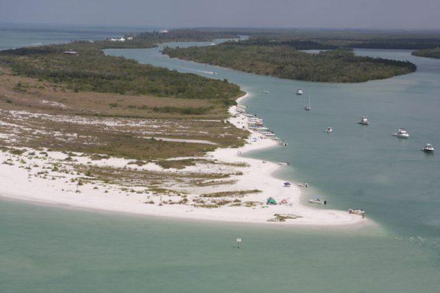 keewaydin island