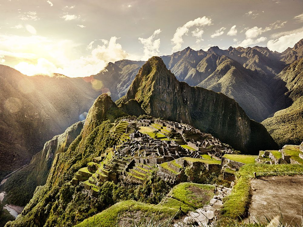 Machu Picchu facts - discovery of Machu Picchu