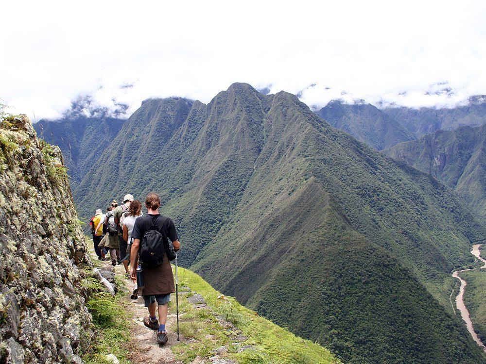 Machu Picchu facts - hiking Machu Picchu