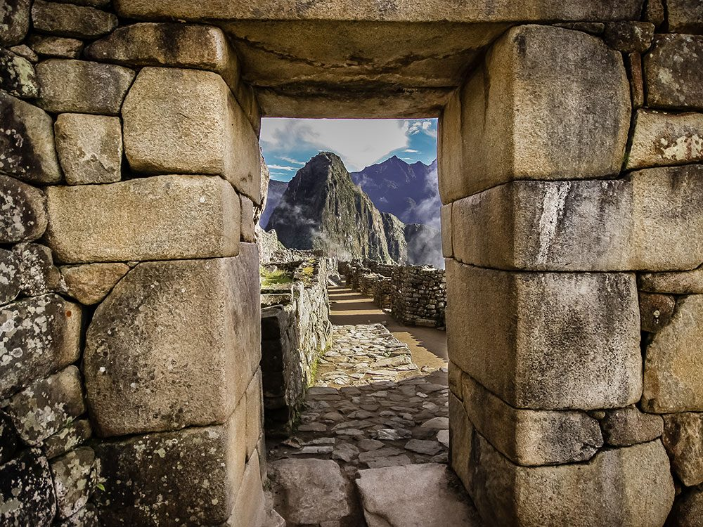 Machu Picchu facts - historical significance