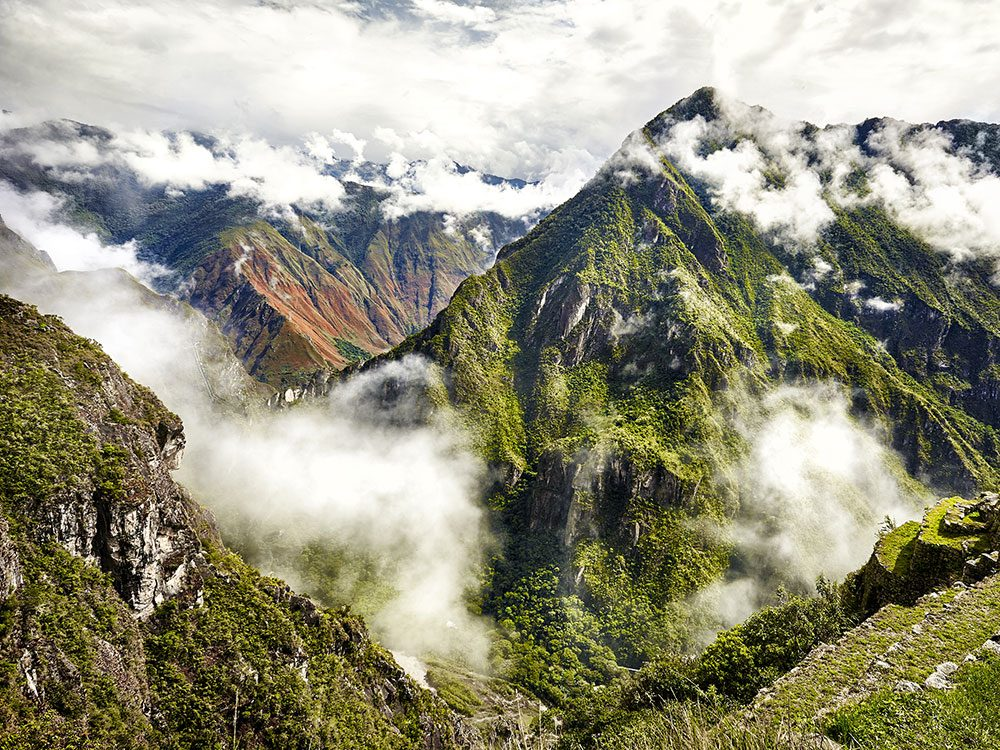 Machu Picchu facts - Sacred Valley of the Incas