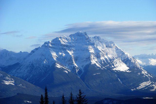 Mountain photography - Alberta
