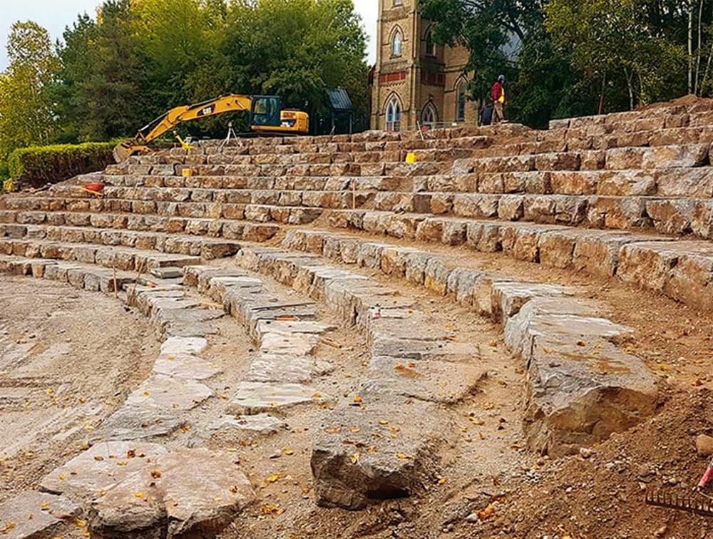 Saugeen First Nation Amphitheatre