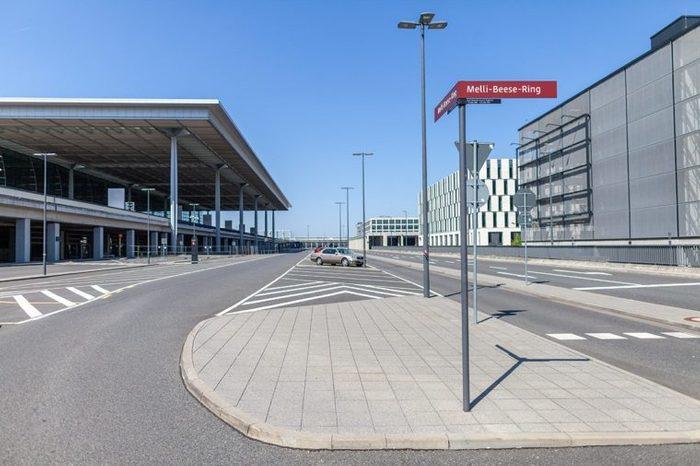 Passenger terminal Berlin Brandenburg 2018