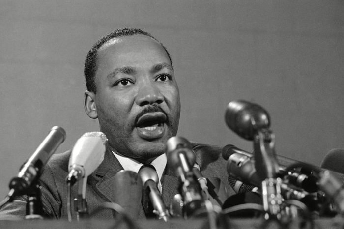 Dr. Martin Luther King Jr, Chicago, USA
