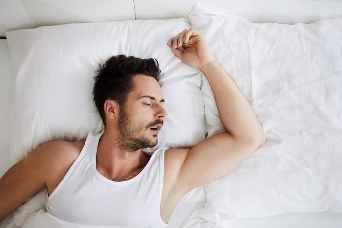 17 Strange Things That Can Happen to Your Body While You Sleep