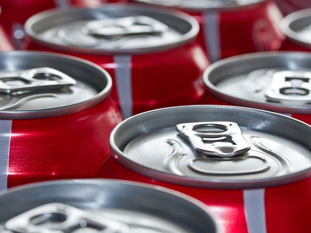 Things you should never do to your car - leave beverages inside