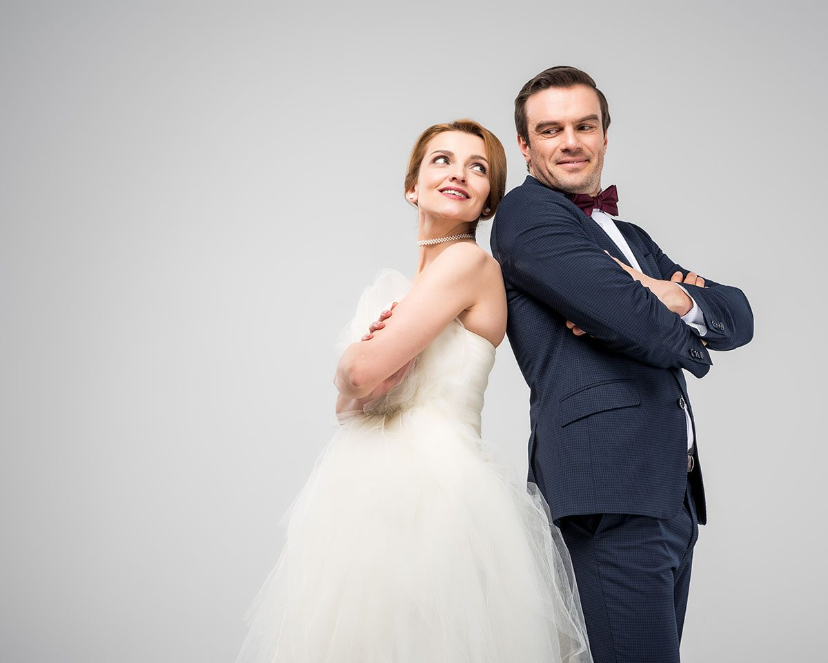 Best jokes about marriage to tell at a wedding