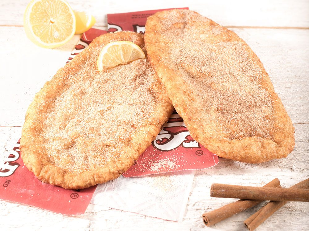 Canadian dishes Canadian food - BeaverTails