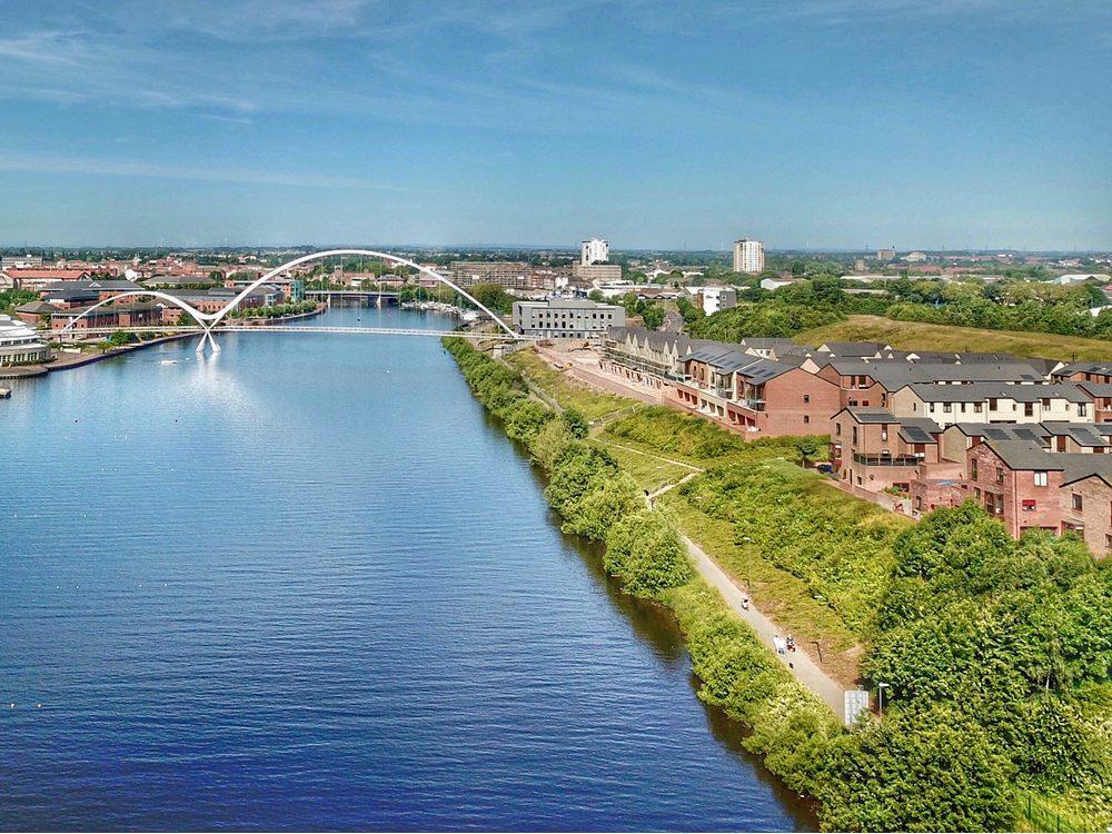 Stockton, northeast England