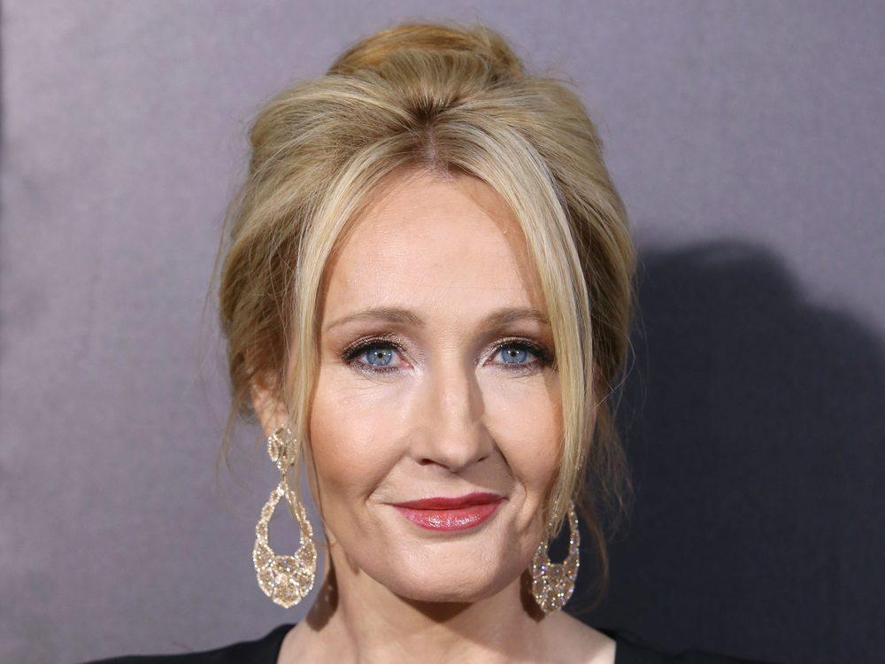 Harry Potter real life - J.K. Rowling