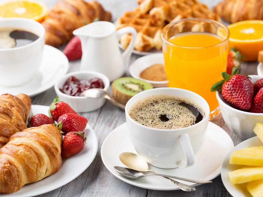 heart health breakfast
