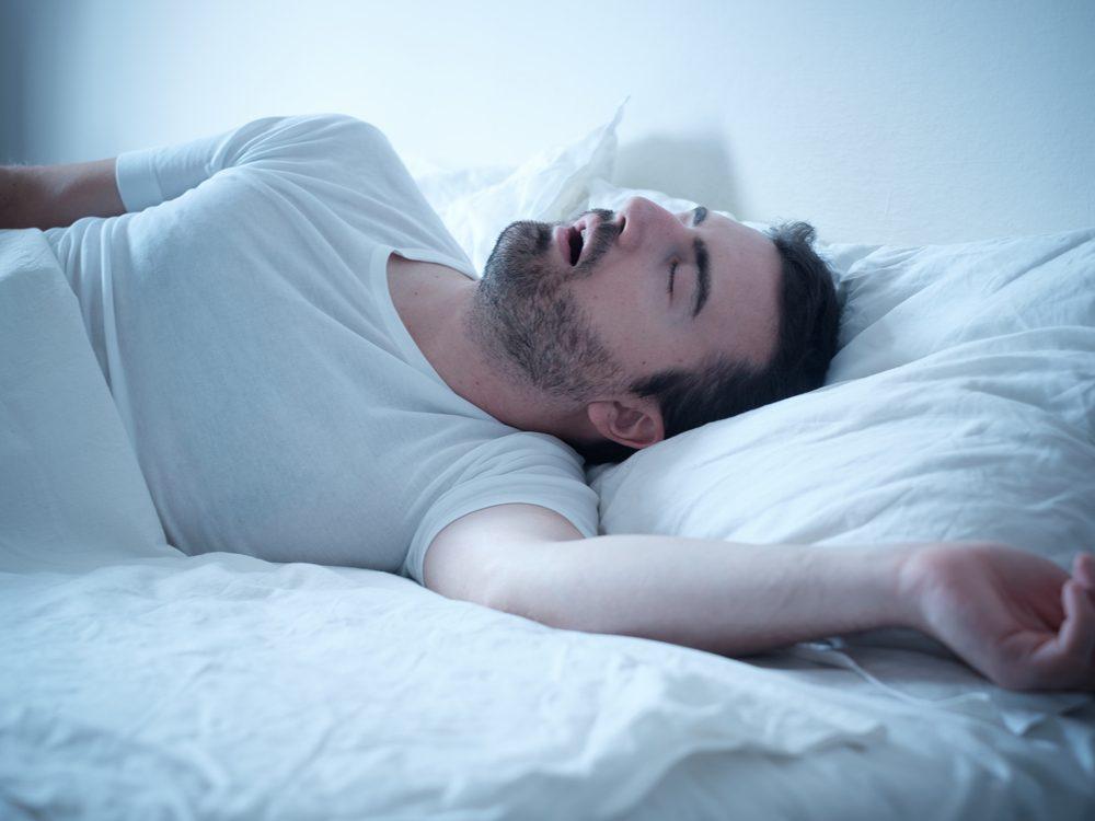 heart health sleeping