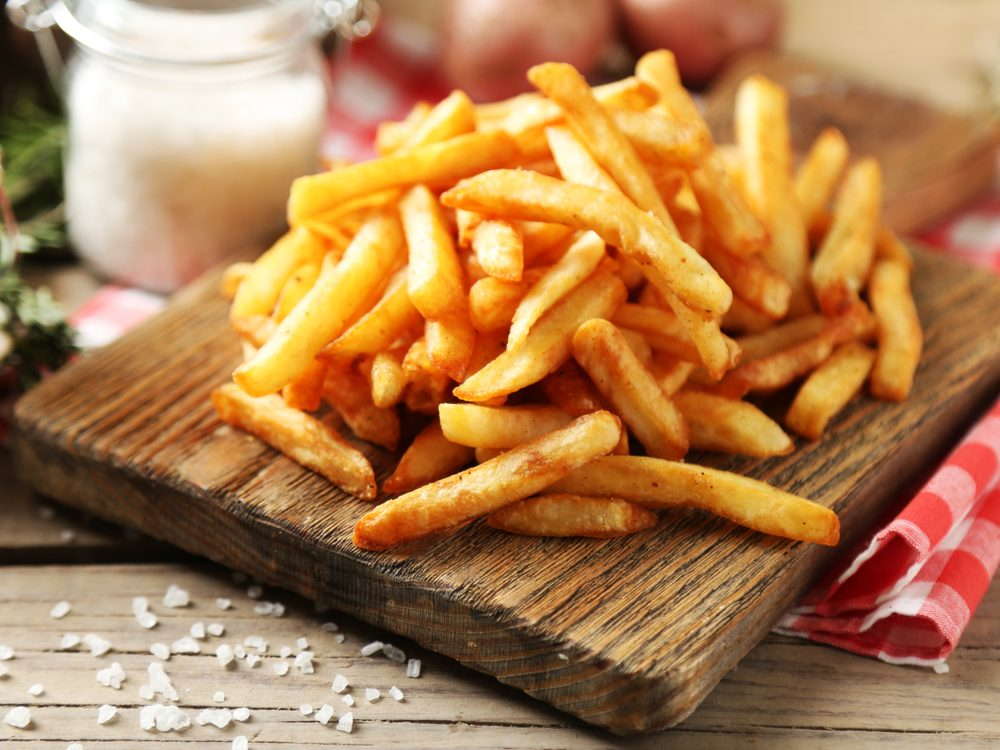 heart health fries