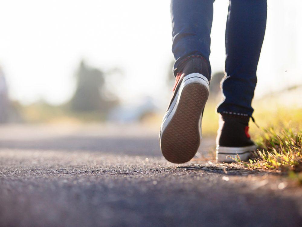 heart health walking