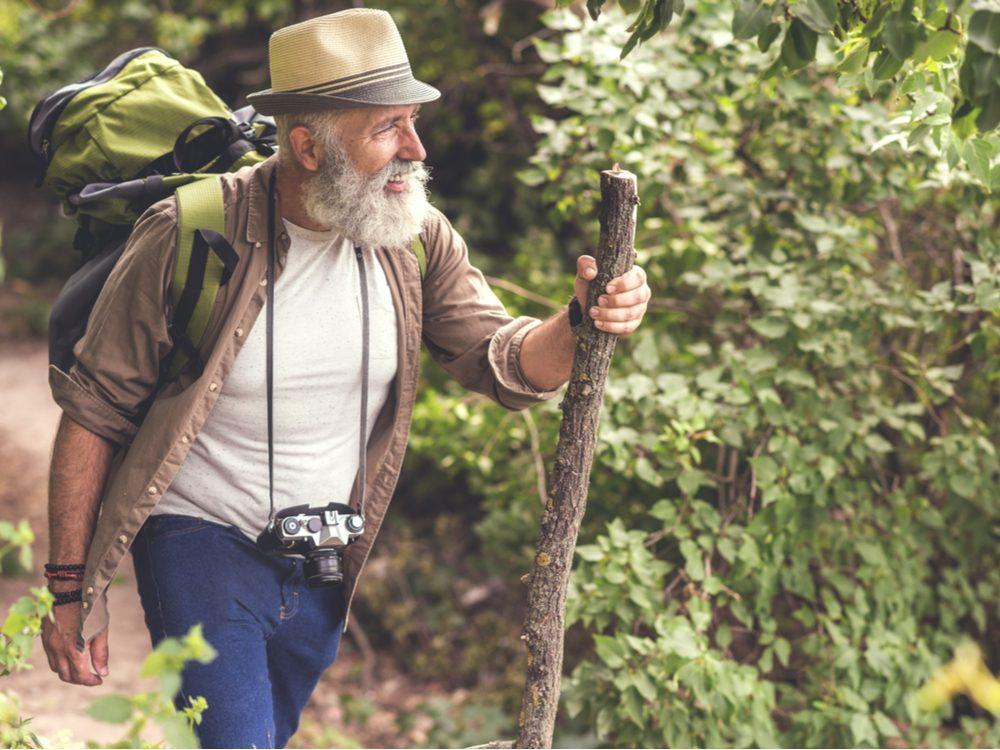 heart health hiking