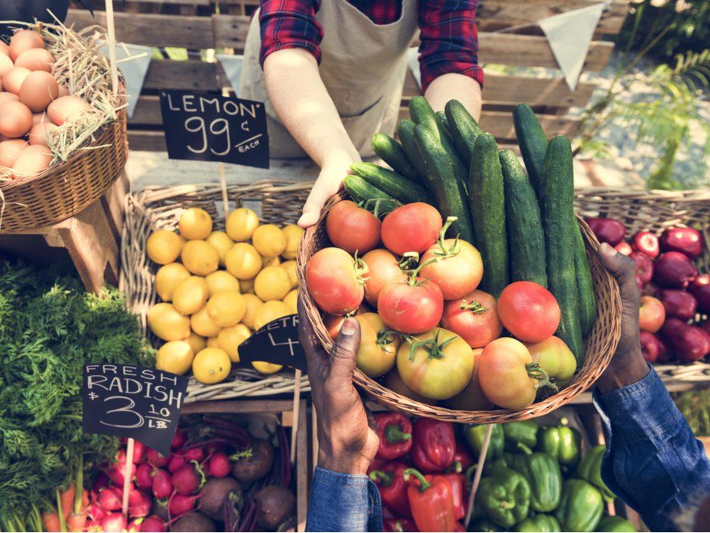 heart health farmer's market