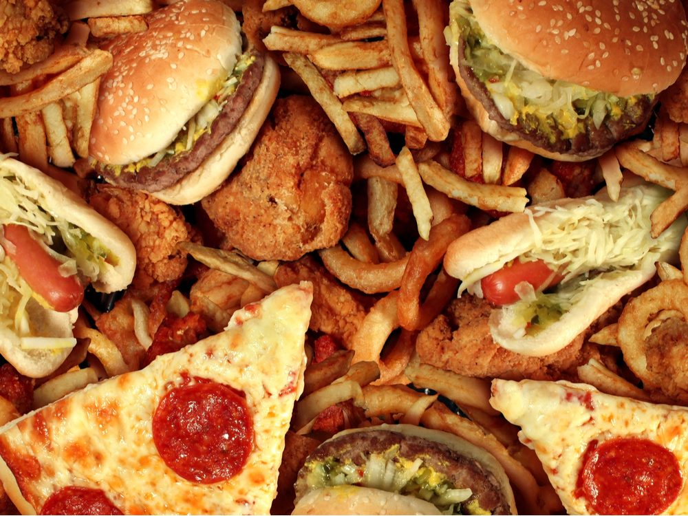 heart health junk food