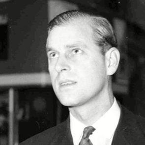 Prince Philip in the 1950s