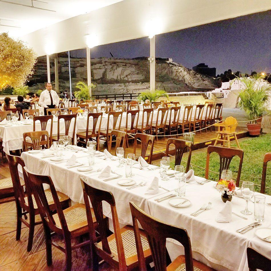 Things to Do in Peru - Huaca Pucllana Restaurant
