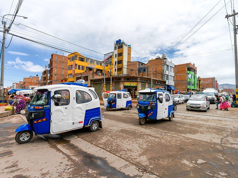 Things to Do in Peru - Ride a Tuk-Tuk