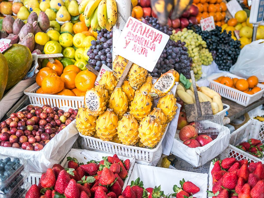Things to Do in Peru - San Isidro Municipal Market