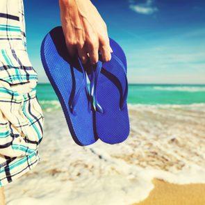 13 things feet flip flops