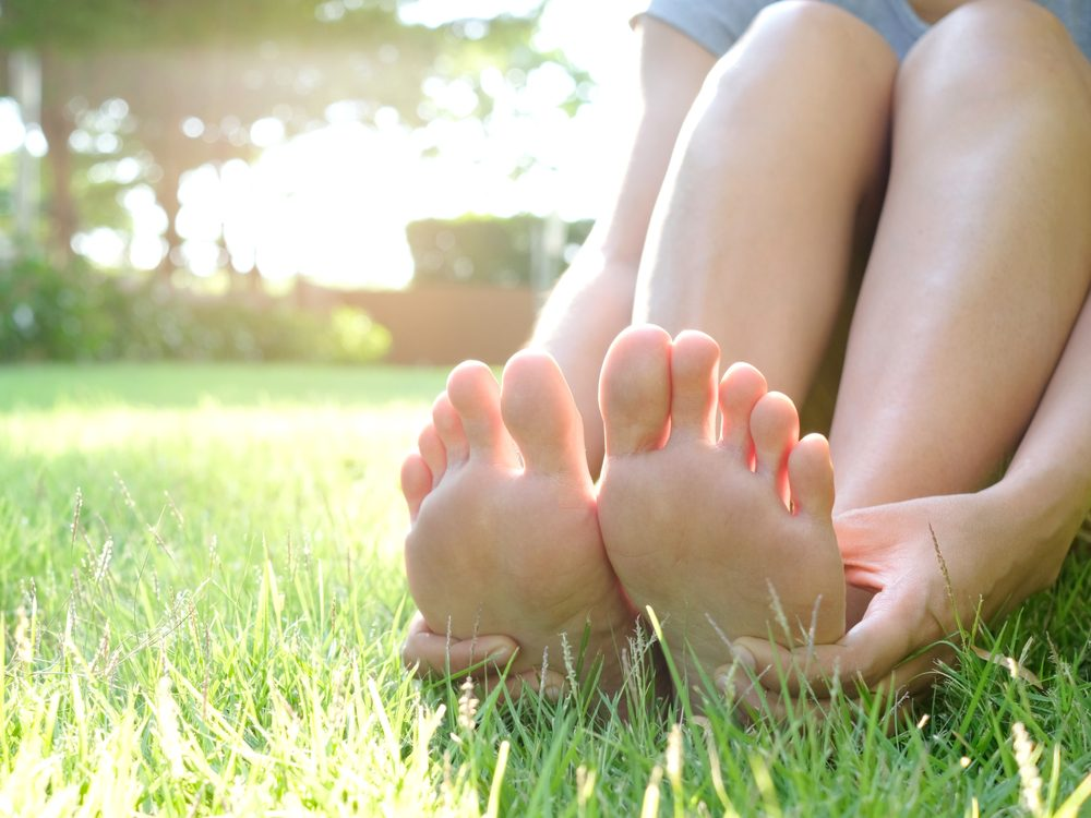 13 things feet pain