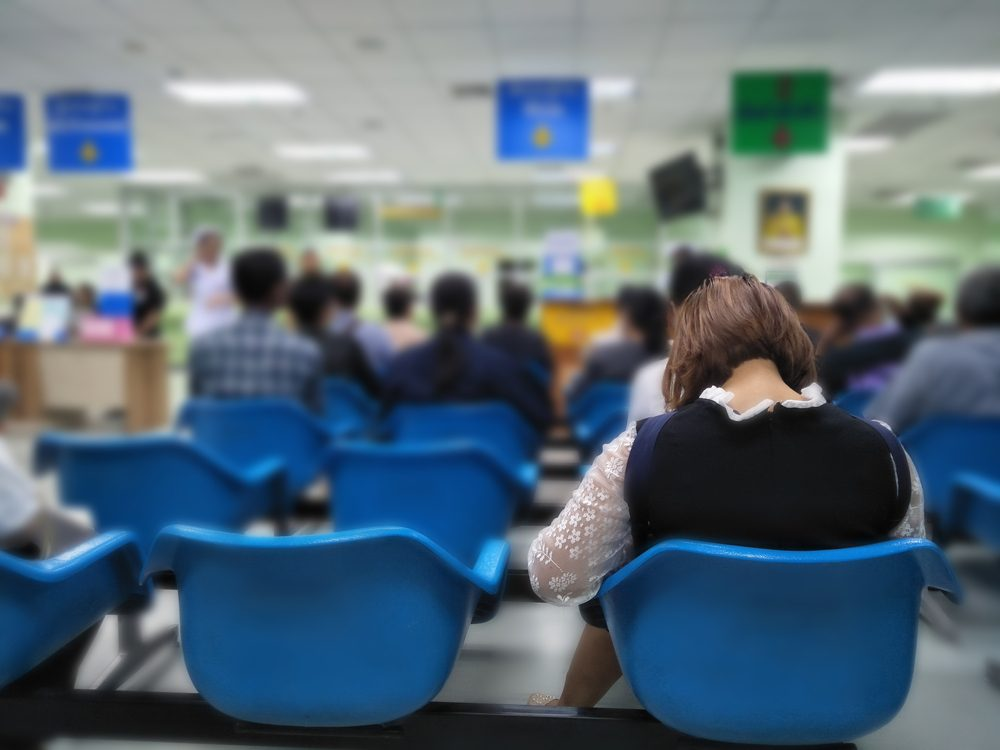 13 things paramedic waiting room