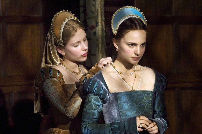 The Other Boleyn Girl,