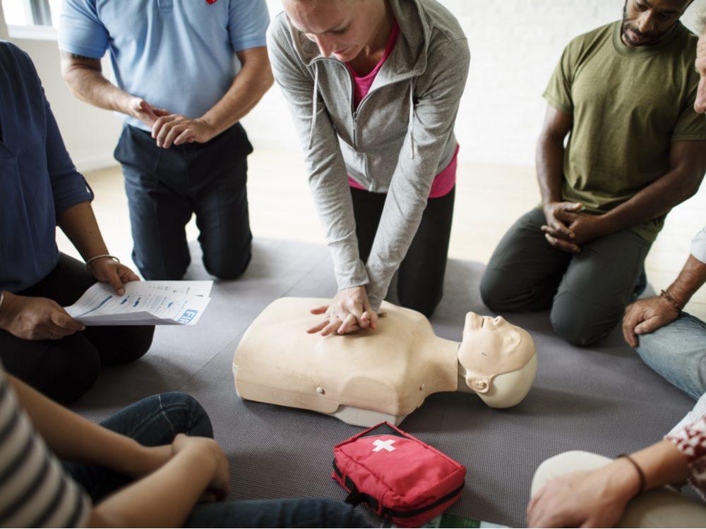 40 things doctors CPR