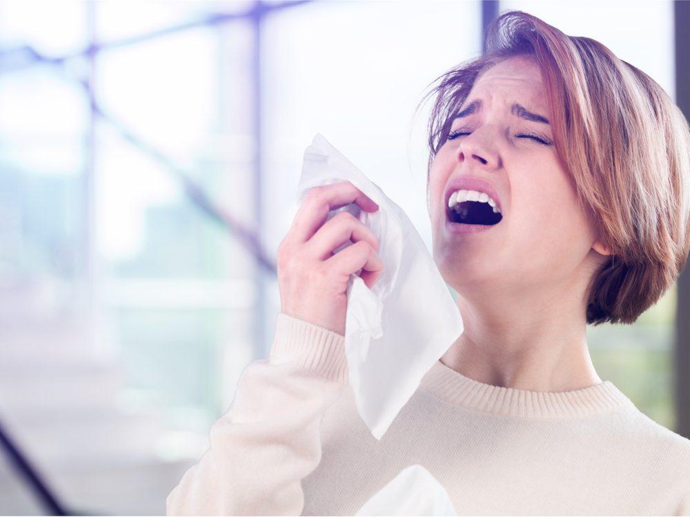 40 things doctors sneeze