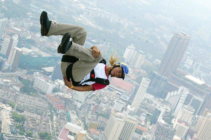 Malaysia Base Jump