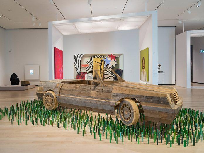 MNBAQ Contemporary Art