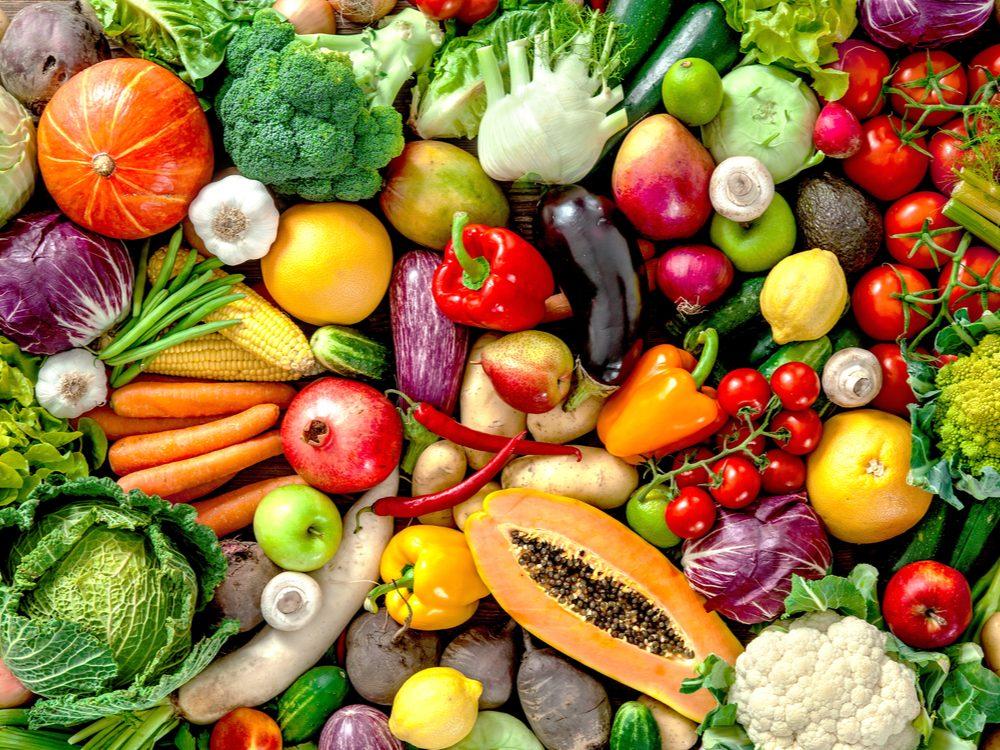 NFWM vegetables