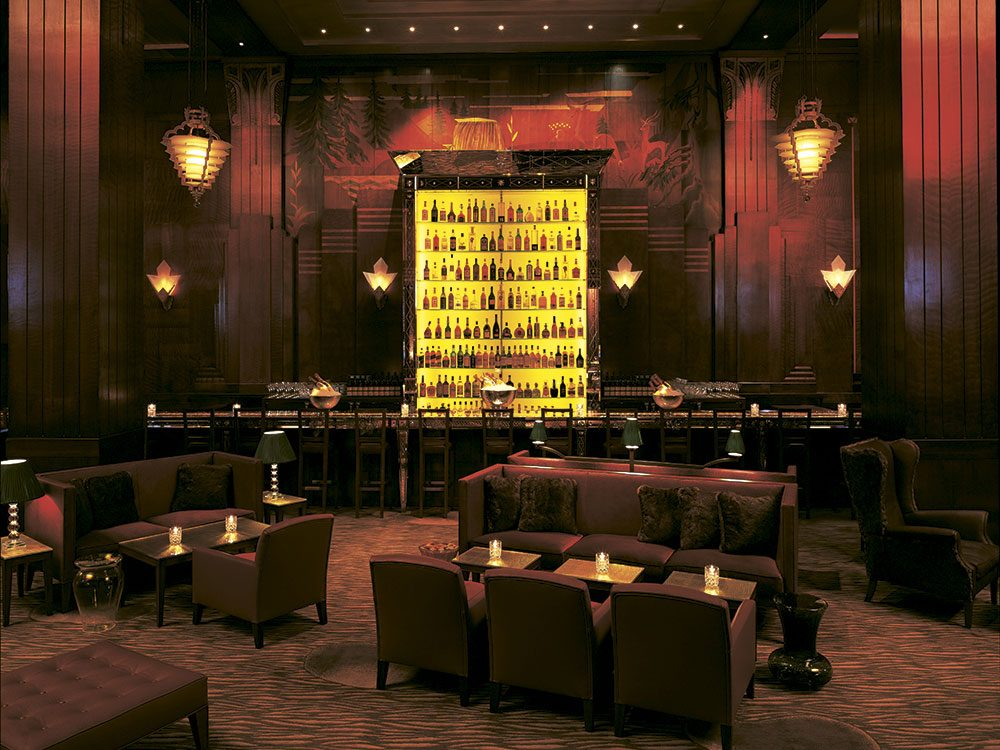 Best places to eat in San Francisco - Redwood Room