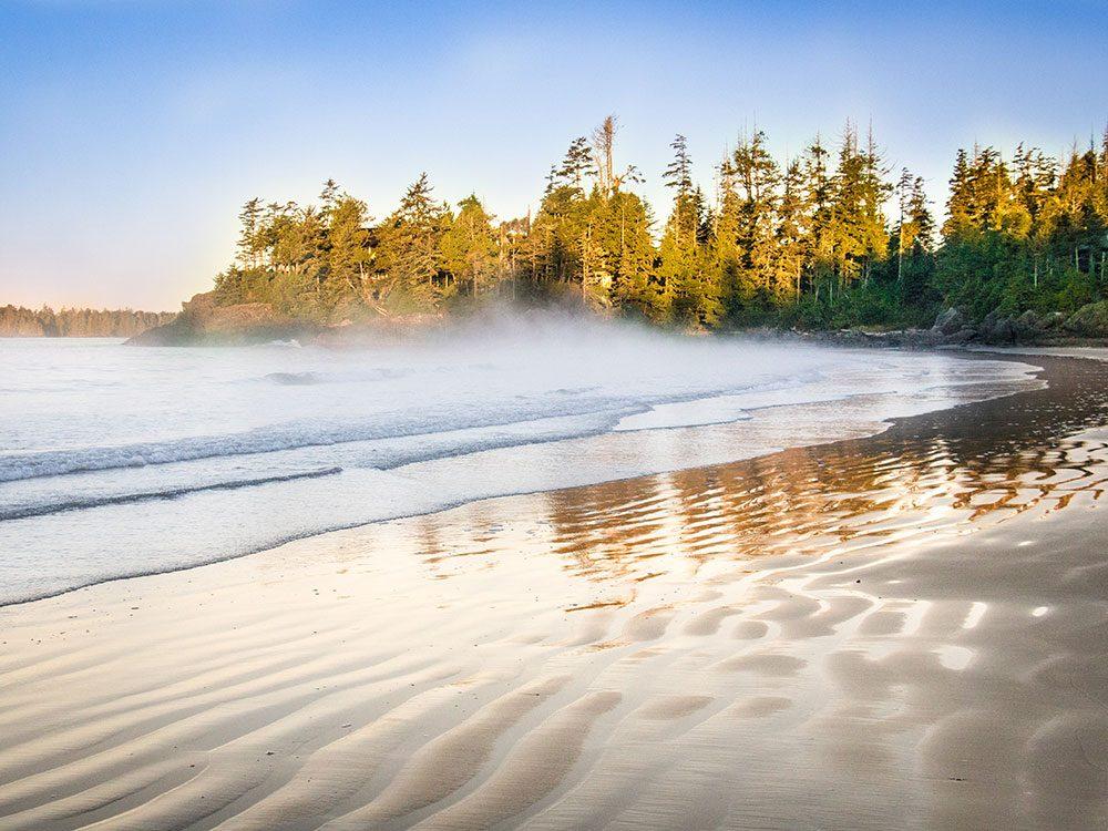 Canada road trip - Tofino beach BC