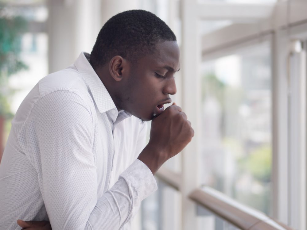 chrohns tuberculosis unwell man