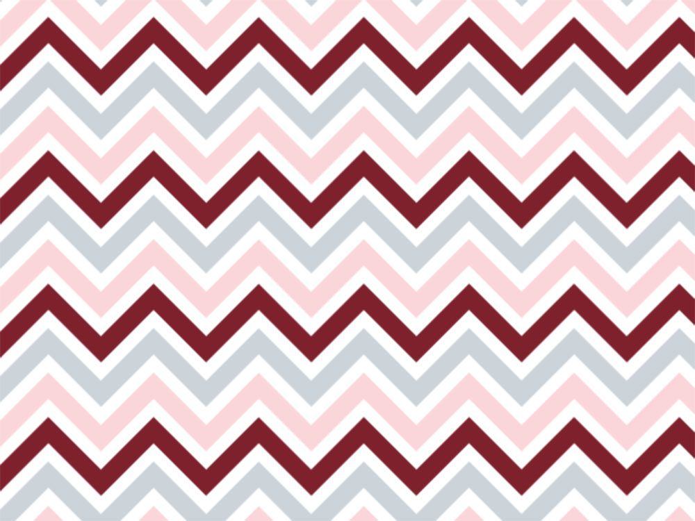 DIY painting ideas - chevron wall