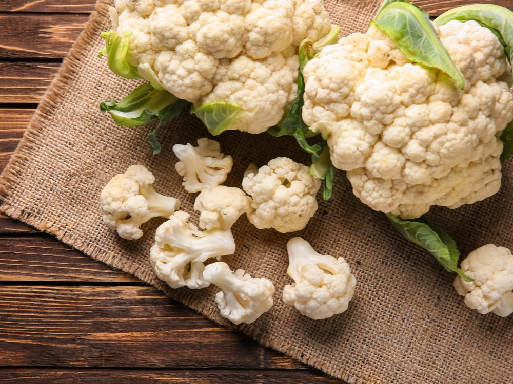 food tweets cauliflower
