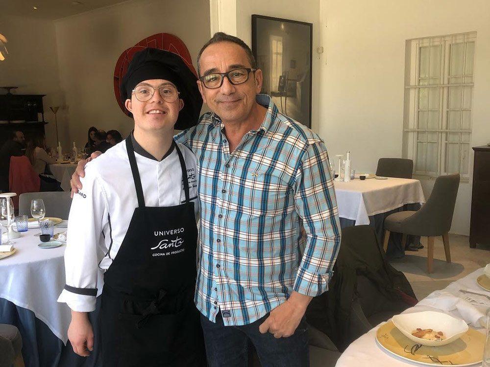 Universo Santi restaurant