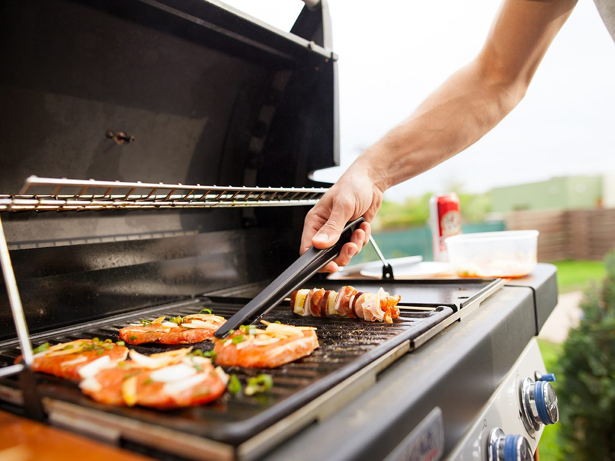 Grilling tips - always preheat your grill