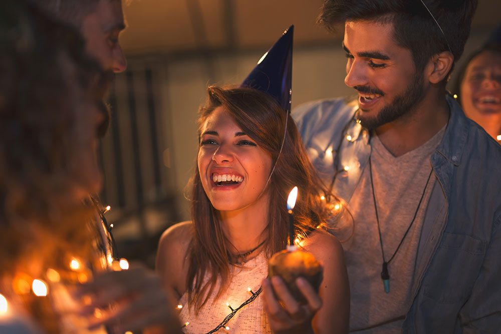 Happy Birthday song lyrics origins - birthday party
