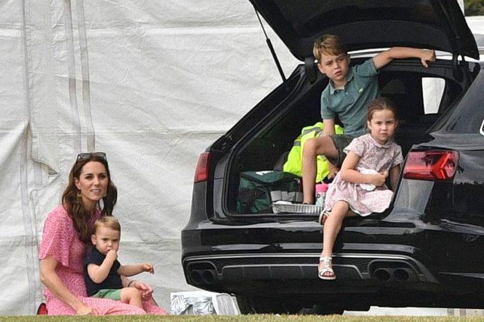 King Power Royal Charity Polo Day, Billingbear Polo Club, Wokingham, UK - 10 Jul 2019