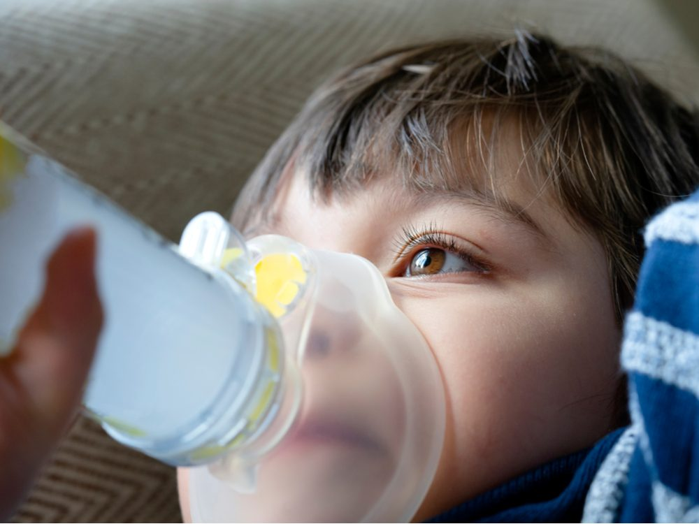 light allergy asthma