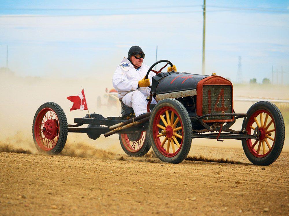Model T Race